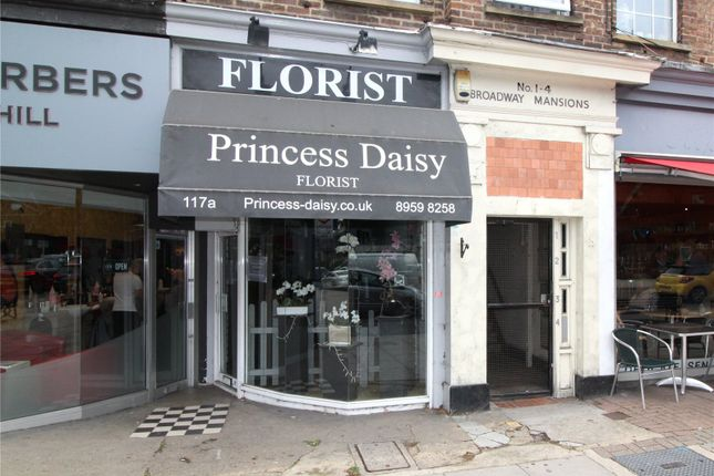Retail premises to let in The Broadway, London