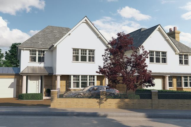 Thumbnail Detached house for sale in Canford Cliffs Ave, Poole