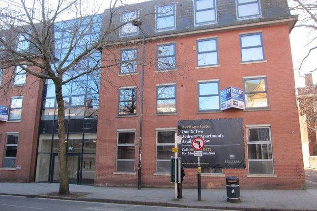 1 bed flat to rent in Norman House, Friar Gate