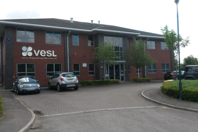 Office to let in Thorpe Way, Enderby