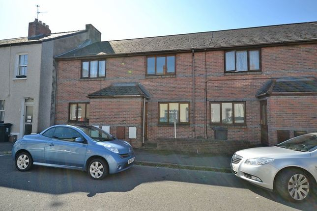 Thumbnail Terraced house to rent in Orchard Court, Orchard Street, Newport