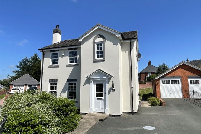 Thumbnail Detached house for sale in Mortimer Road, Montgomery, Powys