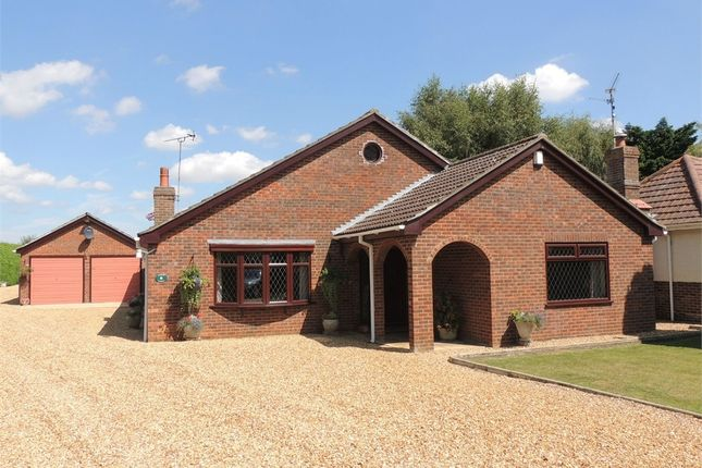 Thumbnail Detached bungalow for sale in Saddlebow, King's Lynn