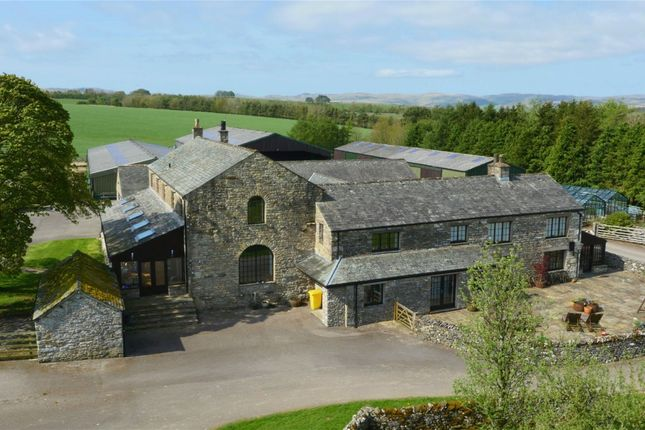 5 bedroom detached house for sale in Holme Bottom, Raisbeck, Orton, Cumbria