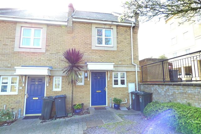 2 bed end terrace house to rent in Sandpiper Close, Greenhithe, Kent DA9