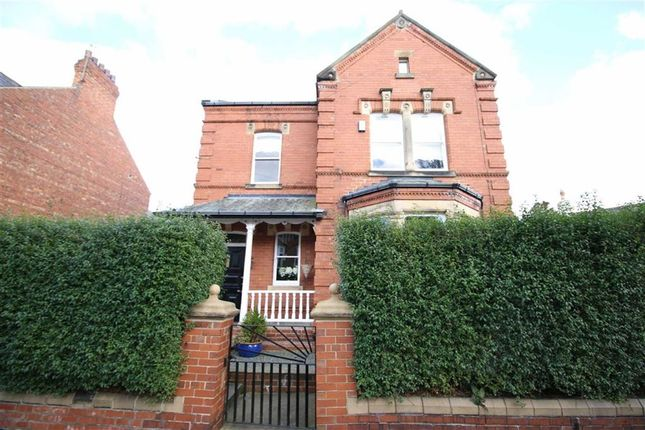 Thumbnail Detached house for sale in Swinburne Road, Darlington, County Durham