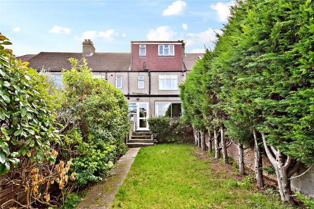 Rear Garden of Wilmot Road, Dartford, Kent DA1