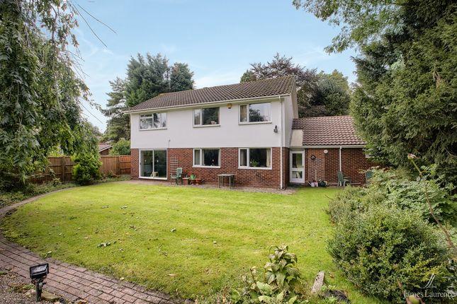 Detached house for sale in Antringham Gardens, Edgbaston, Birmingham