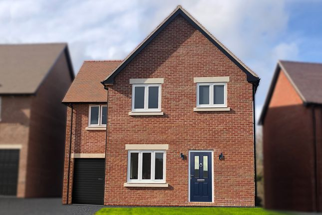 Thumbnail Detached house for sale in Plot 15 Young's Piece, Pontesbury