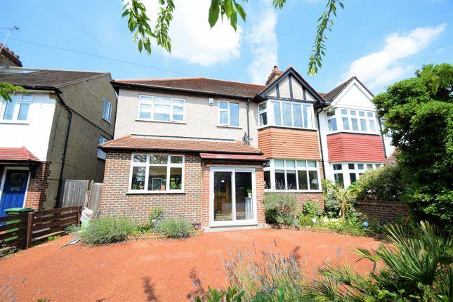 Thumbnail Semi-detached house to rent in Eden Park Avenue, Beckenham