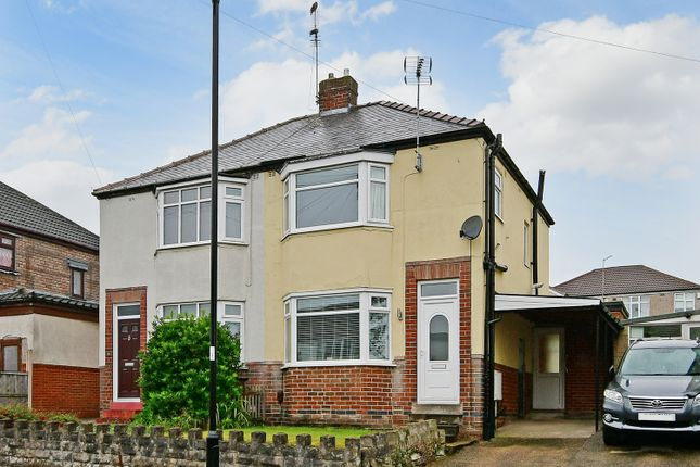 3 bed semi-detached house for sale in Gleadless Avenue, Gleadless, Sheffield S12