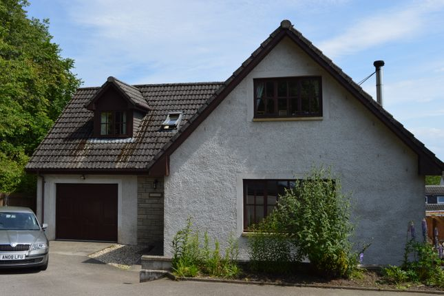 Thumbnail Detached house for sale in Hermitage Street, Evanton, Dingwall