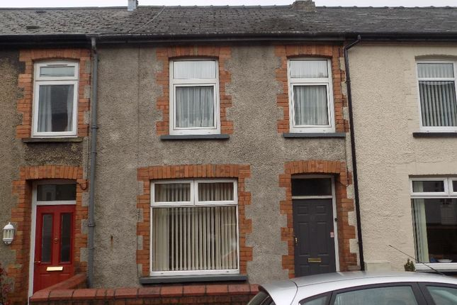Thumbnail Terraced house for sale in Coed Eithen Terrace, Blaenavon, Pontypool