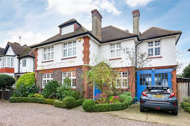 Thumbnail Detached house for sale in Crestway, Putney, London
