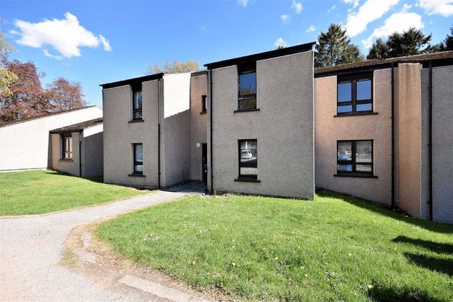 Thumbnail Flat for sale in Coppice Court, Grantown-On-Spey
