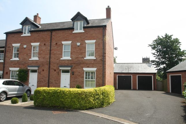 Thumbnail Semi-detached house to rent in Mount Crescent, Whitchurch