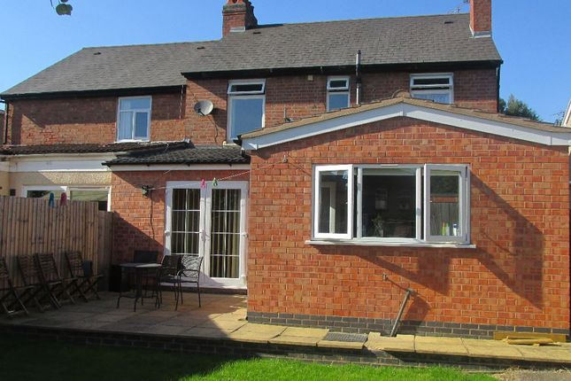 Thumbnail End terrace house to rent in Biggin Hall Crescent, Coventry