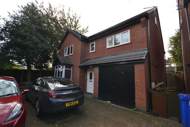 Thumbnail Detached house to rent in Smedleys Avenue, Sandiacre, Nottingham