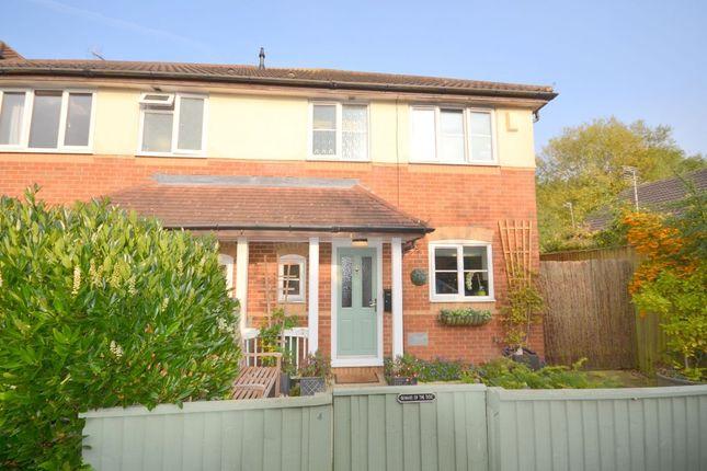 Thumbnail Semi-detached house for sale in Ascot Place, Bletchley, Milton Keynes