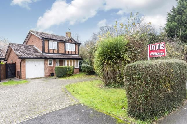 Thumbnail Detached house for sale in Upton Lane, Abbeymead, Gloucester, Gloucestershire