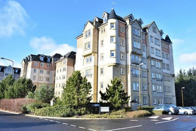 Thumbnail Flat for sale in Eagles View, Livingston