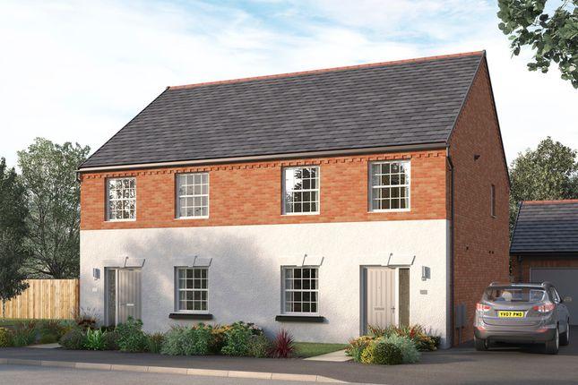 3 bed semi-detached house for sale in Bowbridge Lane, New Balderton, Newark NG24