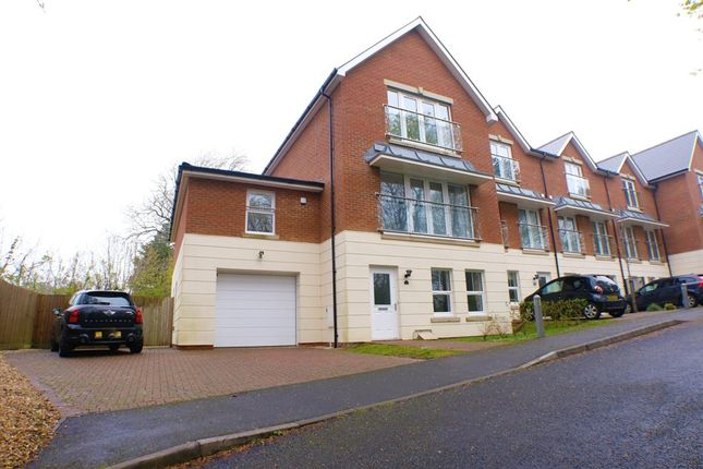 Thumbnail Town house to rent in Langland Court Road, Langland, Swansea