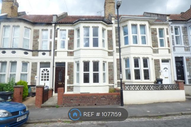 Thumbnail Terraced house to rent in Harrow Road, Bristol