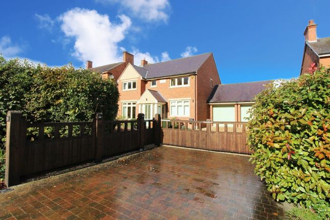 Thumbnail Detached house for sale in Knossington Road, Braunston, Oakham
