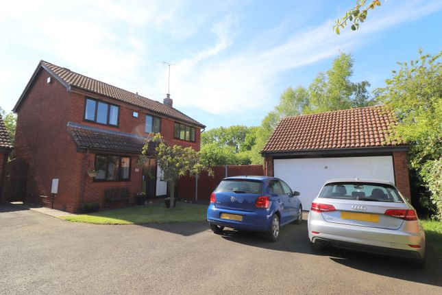 Thumbnail Detached house to rent in Riverside, Studley