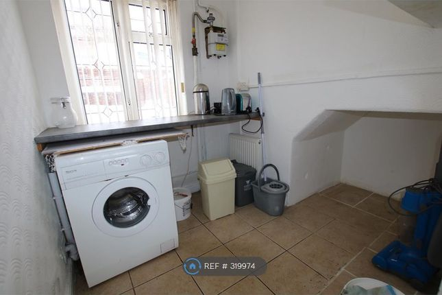 Thumbnail Terraced house to rent in Cheshire View, Brymbo, Wrexham