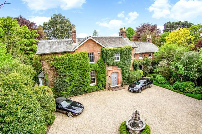 Thumbnail Detached house for sale in Ramley Road, Lymington, Hampshire