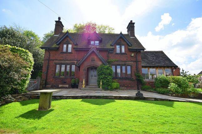 Thumbnail Detached house for sale in Ashbourne Road, Leek