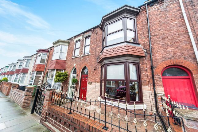 Thumbnail Terraced house for sale in Arncliffe Gardens, Hartlepool