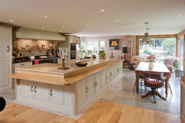 Kitchen of Parkwater Lane, Whiteparish, Salisbury SP5