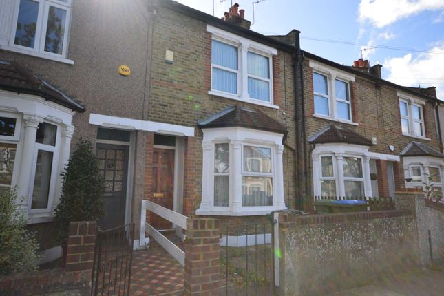 Thumbnail Terraced house to rent in Federation Road, London