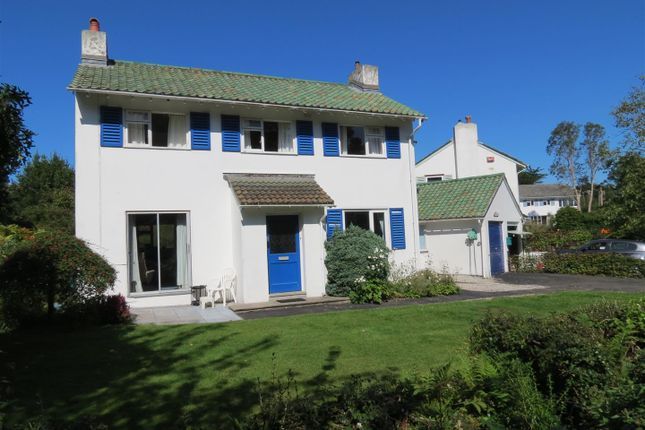 Thumbnail Detached house for sale in Sea Road, Carlyon Bay, St. Austell