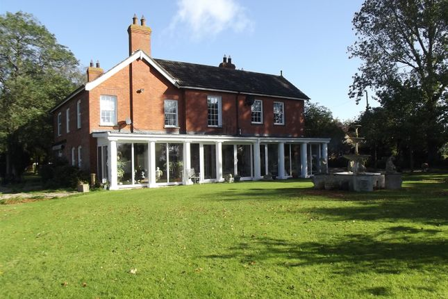 Thumbnail Country house for sale in Thurlby, Alford, Lincolnshire