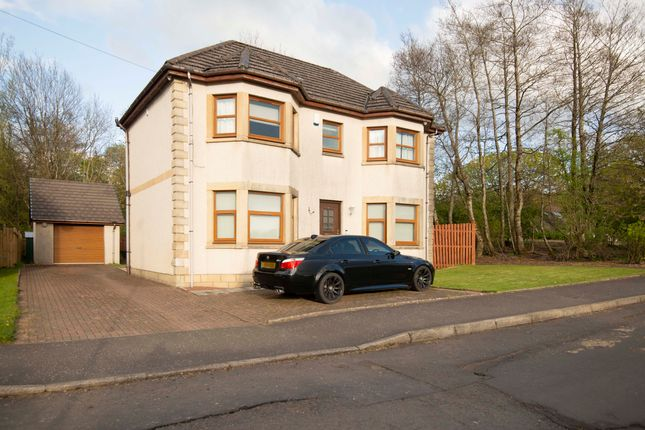 Thumbnail Detached house for sale in Lonsdale Gait, Newlandsmuir, East Kilbride