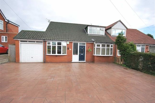Thumbnail Property for sale in Harbourne Avenue, Walkden, Manchester