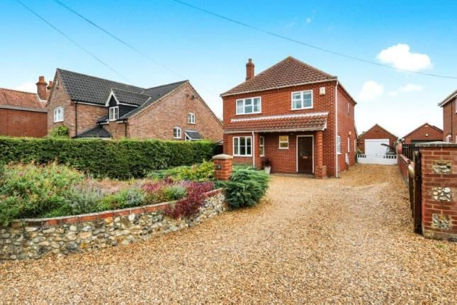 Thumbnail Detached house for sale in Morley St. Botolph, Norwich, Norfolk