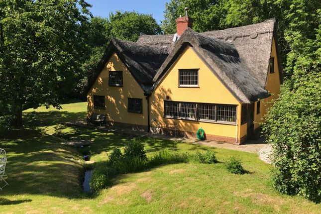 Thumbnail Cottage for sale in Mill Hill, Lawford, Manningtree