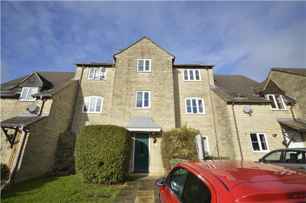 Thumbnail Flat to rent in Bussage, Stroud