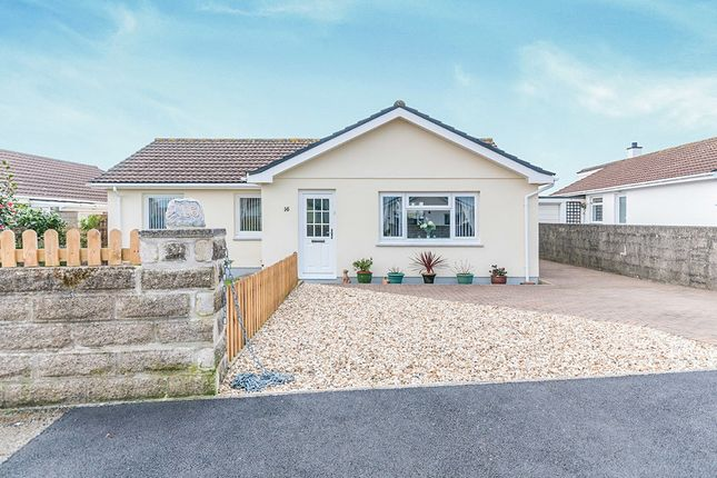 Thumbnail Bungalow for sale in Tregrea Estate, Beacon, Camborne