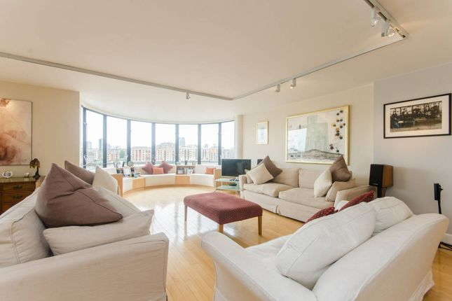 Thumbnail Flat to rent in Princes Tower, Rotherhithe