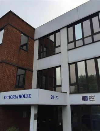 Thumbnail Office to let in Victoria House 28-32, Desborough Street, High Wycombe