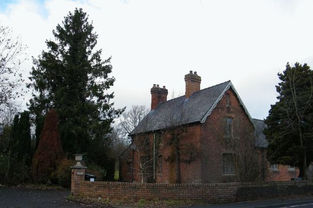 Thumbnail Detached house for sale in The Old School House, Pool Quay, Welshpool, 9Ju.