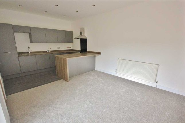 Thumbnail Flat for sale in Wimborne Road, Moordown, Bournemouth