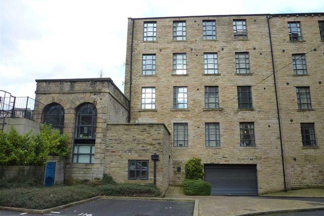 Directions of Parkwood Mills, Longwood, Huddersfield HD3