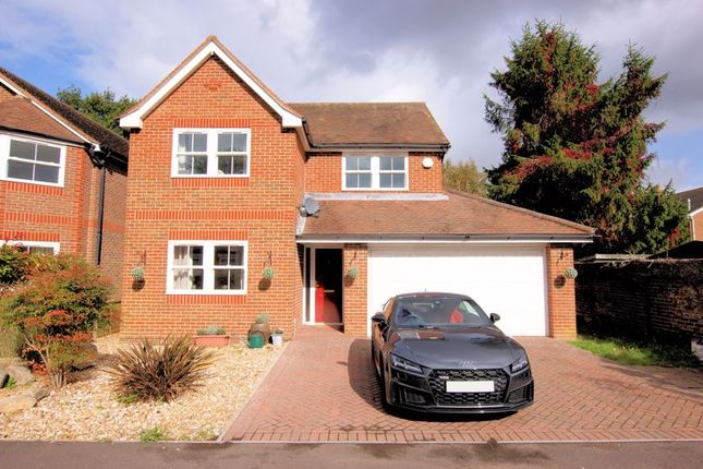 Thumbnail Detached house for sale in The Briars, Catisfield Road, Catisfield, Fareham
